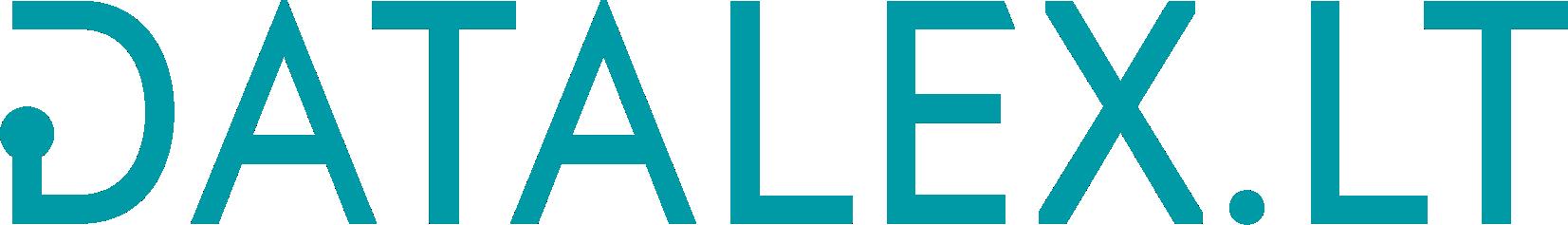 """MB """"Data lex LT"""" Logo"""